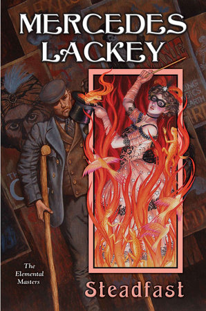 Steadfast by Mercedes Lackey