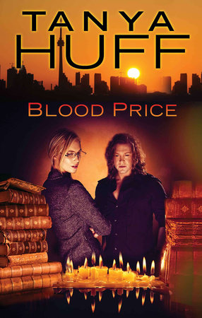 Blood Price by Tanya Huff