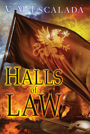 Halls of Law by V. M. Escalada