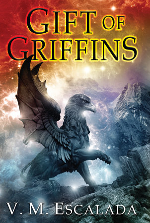 The cover of the book Gift of Griffins
