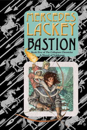 Bastion by Mercedes Lackey