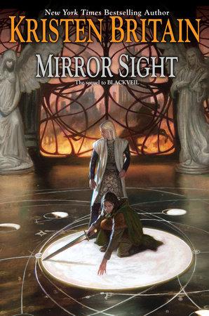 Mirror Sight by Kristen Britain