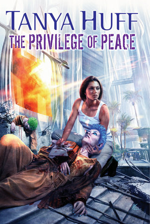The cover of the book The Privilege of Peace