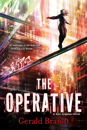 The Operative by Gerald Brandt