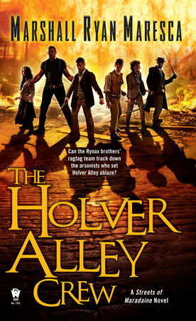 The Holver Alley Crew by Marshall Ryan Maresca