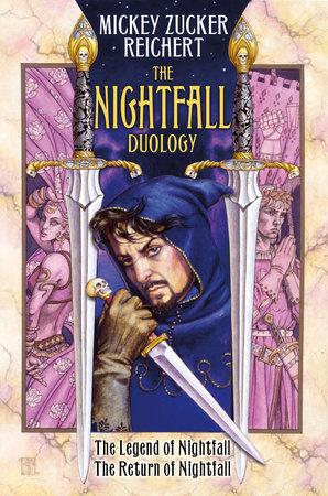 The Nightfall Duology by Mickey Zucker Reichert