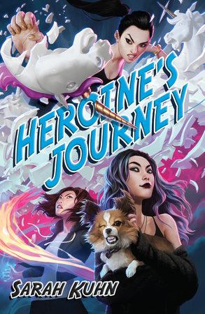 The cover of the book Heroine's Journey