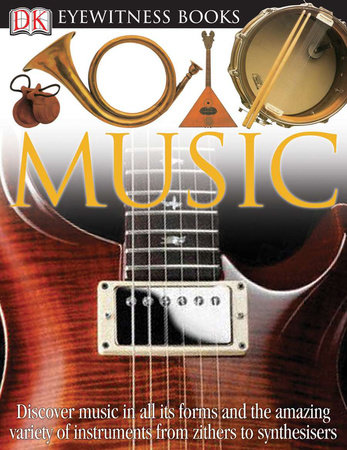 DK Eyewitness Books: Music