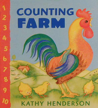 Counting Farm by Kathy Henderson