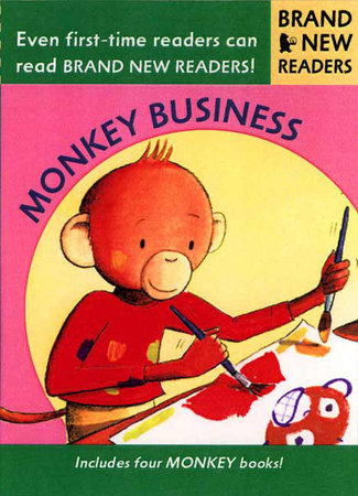 Monkey Business by David Martin