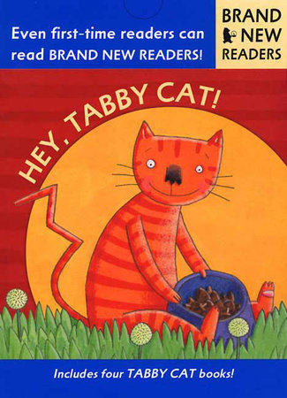 Hey, Tabby Cat! by Phyllis Root
