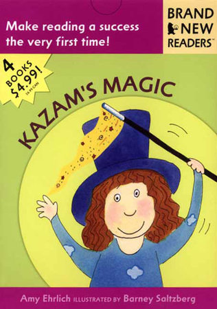 Kazam's Magic by Amy Ehrlich