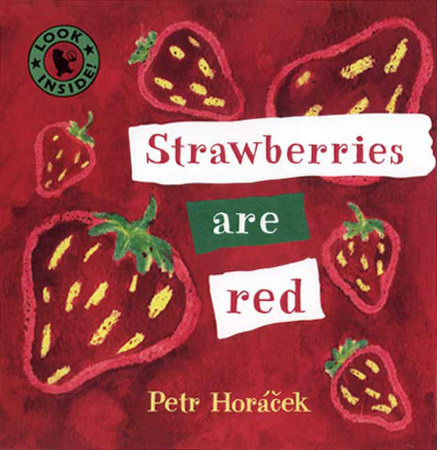 Strawberries Are Red by Petr Horacek
