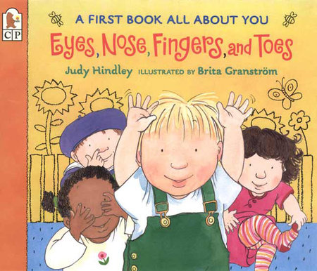 Eyes, Nose, Fingers, and Toes by Judy Hindley