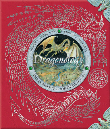 Dragonology by Dr. Ernest Drake