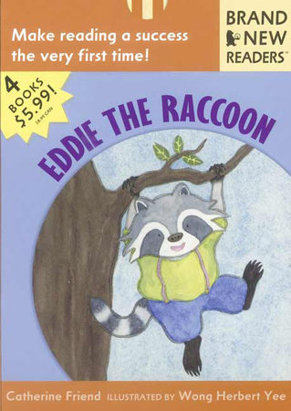 Eddie the Raccoon by Catherine Friend