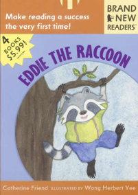 Eddie the Raccoon