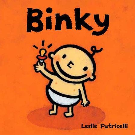 Binky by Leslie Patricelli