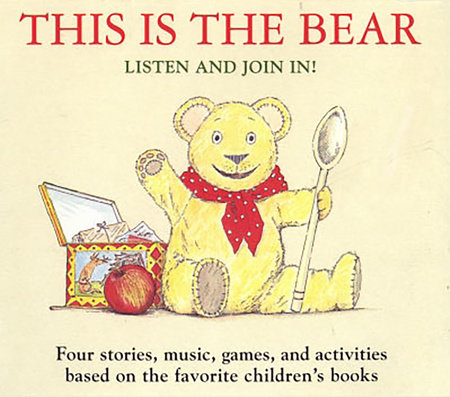 This is the Bear CD by Sarah Hayes