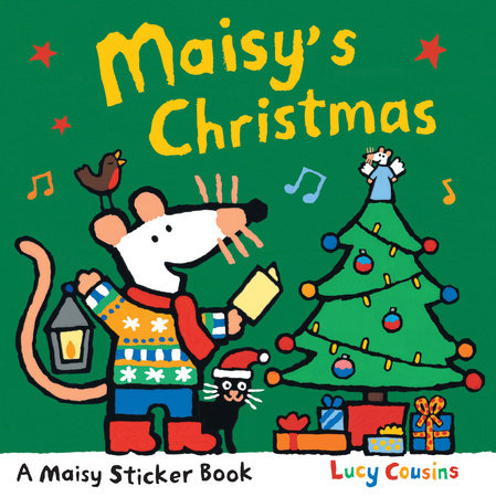 Maisy's Christmas by Lucy Cousins