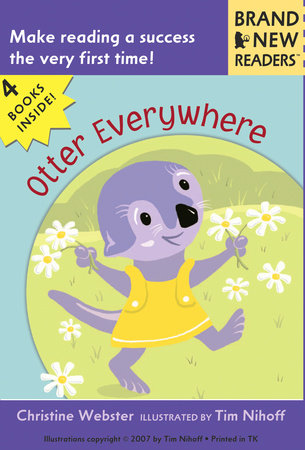 Otter Everywhere by Christine Webster
