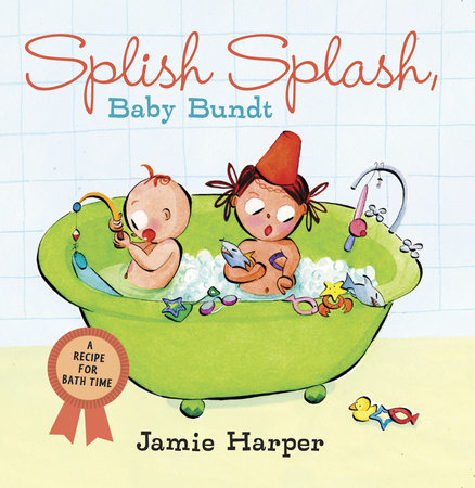 Splish Splash, Baby Bundt by Jamie Harper