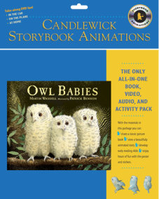 Owl Babies: Candlewick Storybook Animations