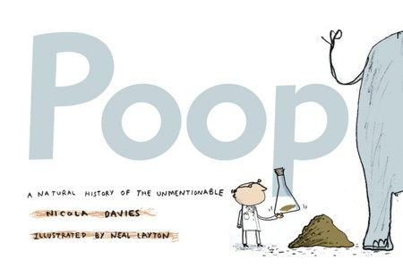 Poop by Nicola Davies