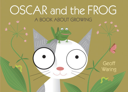 Oscar and the Frog by Geoff Waring