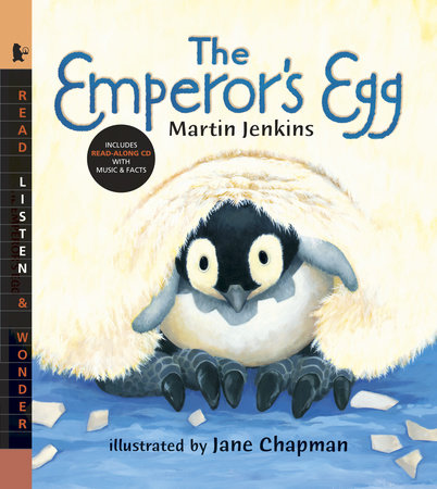 The Emperor's Egg with Audio by Martin Jenkins