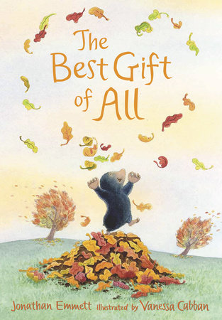 The Best Gift of All by Jonathan Emmett
