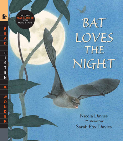 Bat Loves the Night with Audio