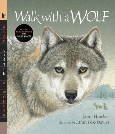 Walk with a Wolf with Audio by Janni Howker