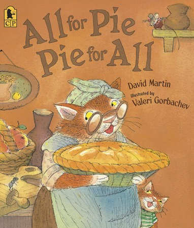 All for Pie, Pie for All by David Martin