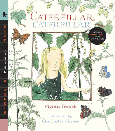 Caterpillar Caterpillar with Audio by Vivian French