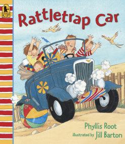 Rattletrap Car Big Book