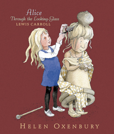 Alice Through the Looking-Glass by Lewis Carroll