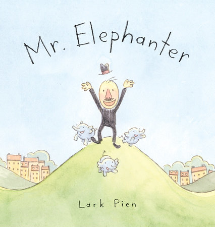 Mr. Elephanter by Lark Pien