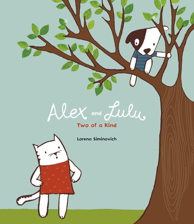 Alex and Lulu by Lorena Siminovich