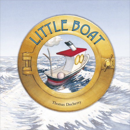Little Boat by Thomas Docherty