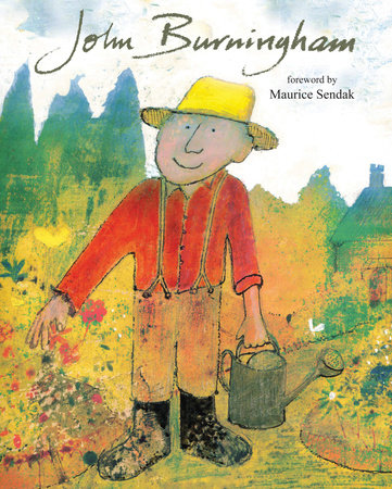 John Burningham by John Burningham