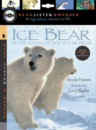 Ice Bear with Audio, Peggable by Nicola Davies