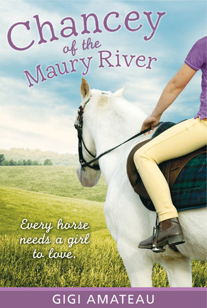 Chancey: Horses of the Maury River Stables by Gigi Amateau