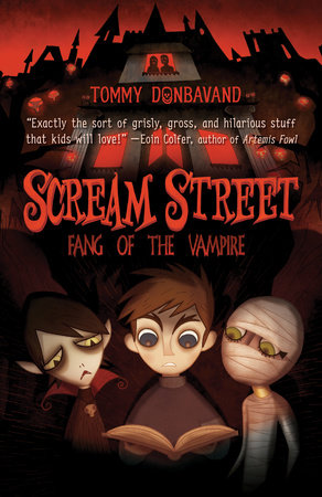Scream Street: Fang of the Vampire