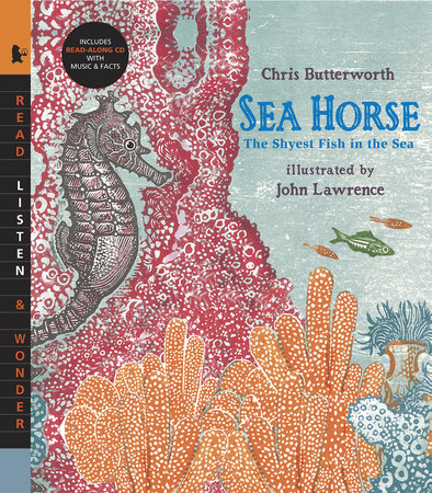 Sea Horse with Audio by Chris Butterworth