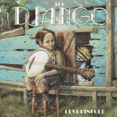 The Django by Levi Pinfold