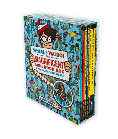 Where's Waldo? The Magnificent Mini Boxed Set by Martin Handford