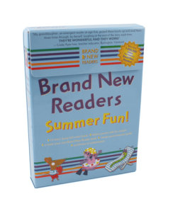 Brand New Readers Summer Fun! Box