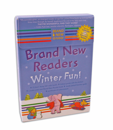 Brand New Readers Winter Fun! Box by Various