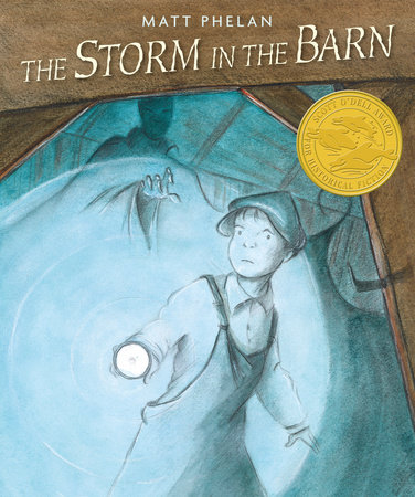 The Storm in the Barn by Matt Phelan